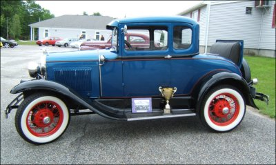 1930 model a trophy winner photo 2 400 Completed Projects